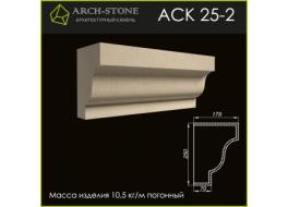 Карниз АС К25-2