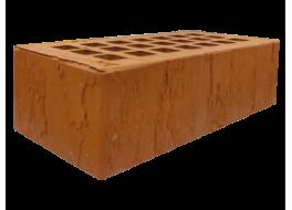 Кирпич облицовочный полуторный красный скала  М 175 ЖКЗ