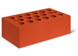 Кирпич полуторный красный гладкий лицевой М 150 КЕРМА