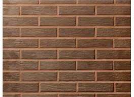 Лоде Vecais Brunis (коричневый одинарный полнотелый ретро)