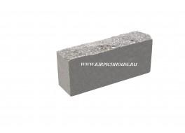 Кирпич гиперпрессованный одинарный скала черный М 250 Владимир