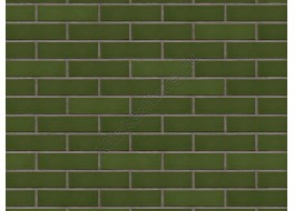 Глазурованная клинкерная плитка King Klinker 24 Green valley, RF 250х65x10 мм
