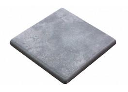 Клинкерная угловая ступень-флорентинер Gres Aragon Mytho Acero, 330x330x18(53) мм