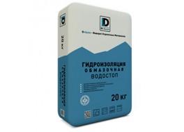 Гидроизоляция обмазочная De Luxe