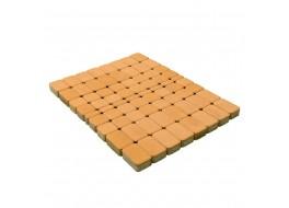 Тротуарная плитка Классико, Медовый, h=60 мм