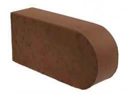 Лоде полнотелый коричневый фигурный F22