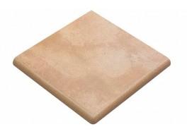Угловая ступень-флорентинер Gres Aragon Duero Urbion, 330x330x14(36) мм