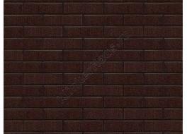 Глазурованная клинкерная плитка King Klinker 02 Brown-glazed, RF 250х65x10 мм