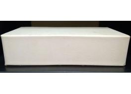 Кирпич одинарный облицовочный полнотелый белый М 250осмбит