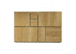 Тротуарная плитка «Патио» Саванна, h=60 мм