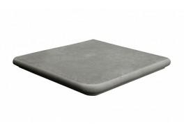 Угловая ступень-флорентинер Gres Aragon Duero Aranda, 330x330x14(36) мм