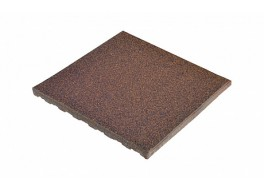Клинкерная напольная плитка Terraklinker (Gres de Breda) Lava, 330x330x18 мм