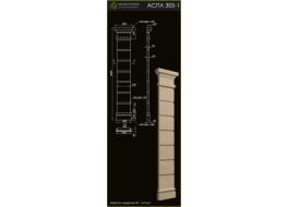 Пилястра АС ПЛ 305-1