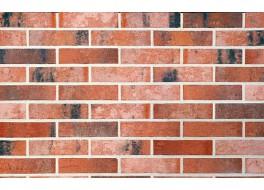 Клинкерная облицовочная плитка King Klinker old castle brick street (hf05) под старину nf10, 240*71*10 мм