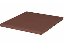 Клинкерная напольная плитка King Klinker 03 Natural brown, 245х245х14 мм