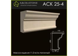 Карниз АС К25-4