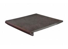 Ступень-флорентинер Gres Aragon Duero Roa, 330x297x14(36) мм