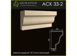 Карниз АС К33-2