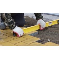 Укладываем тротуарную плитку своими руками